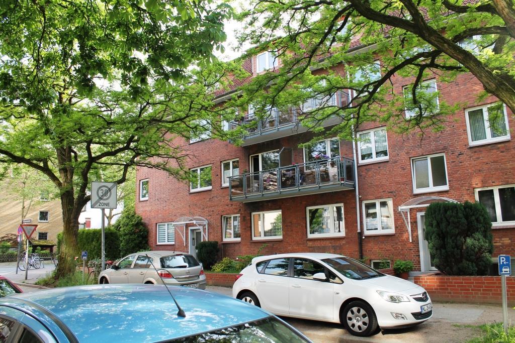 verkauft - Hamburg - Marienthal - 1 Zi-Wohnung