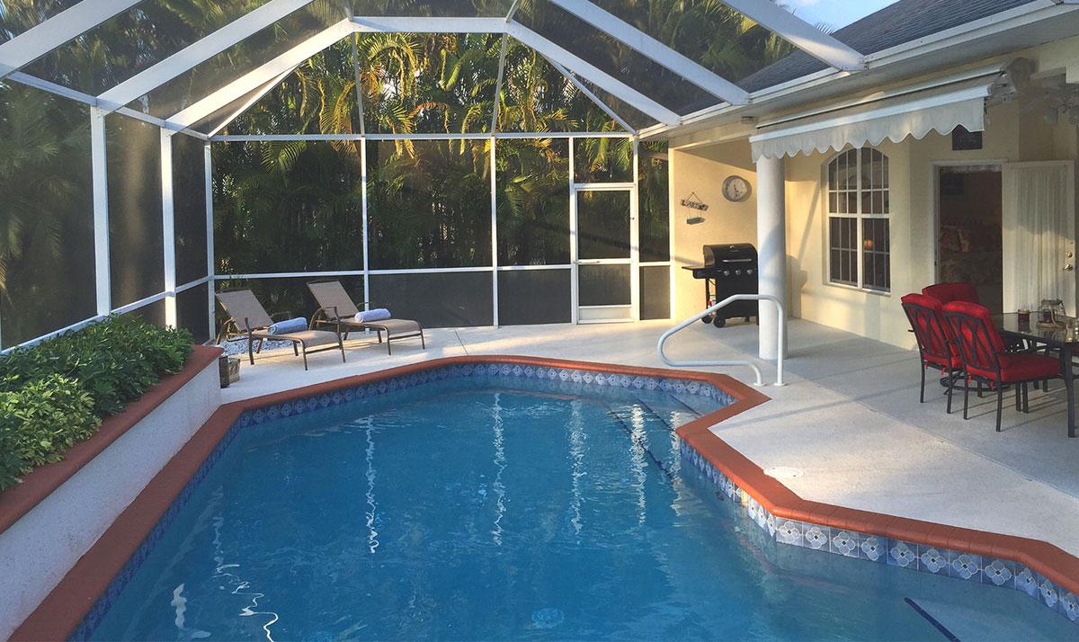 verkauft - Villa Bellevue Cape Coral Florida