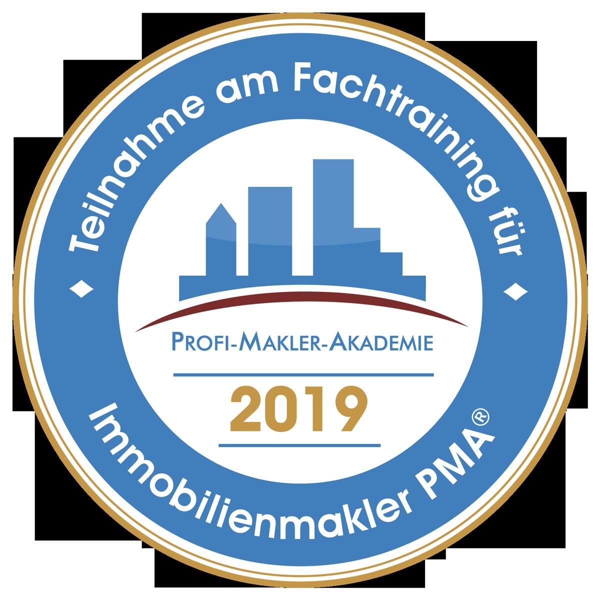Emblem PMA Fachtraining