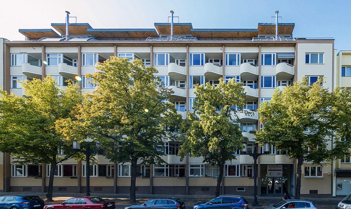 verkauft - frei lieferbare Wohnung Berlin Kaiserdamm City Appartement