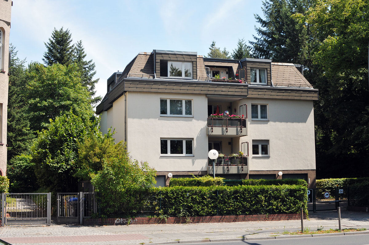 Berlin Steglitz Dachwohnung