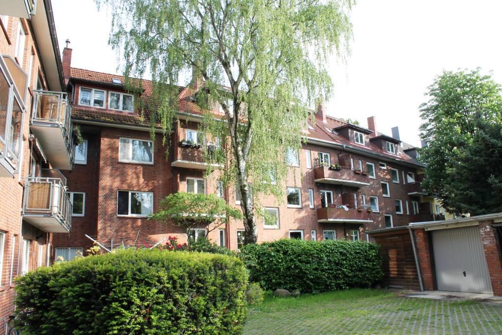 Hamburg Kurvenstrasse Wohnung
