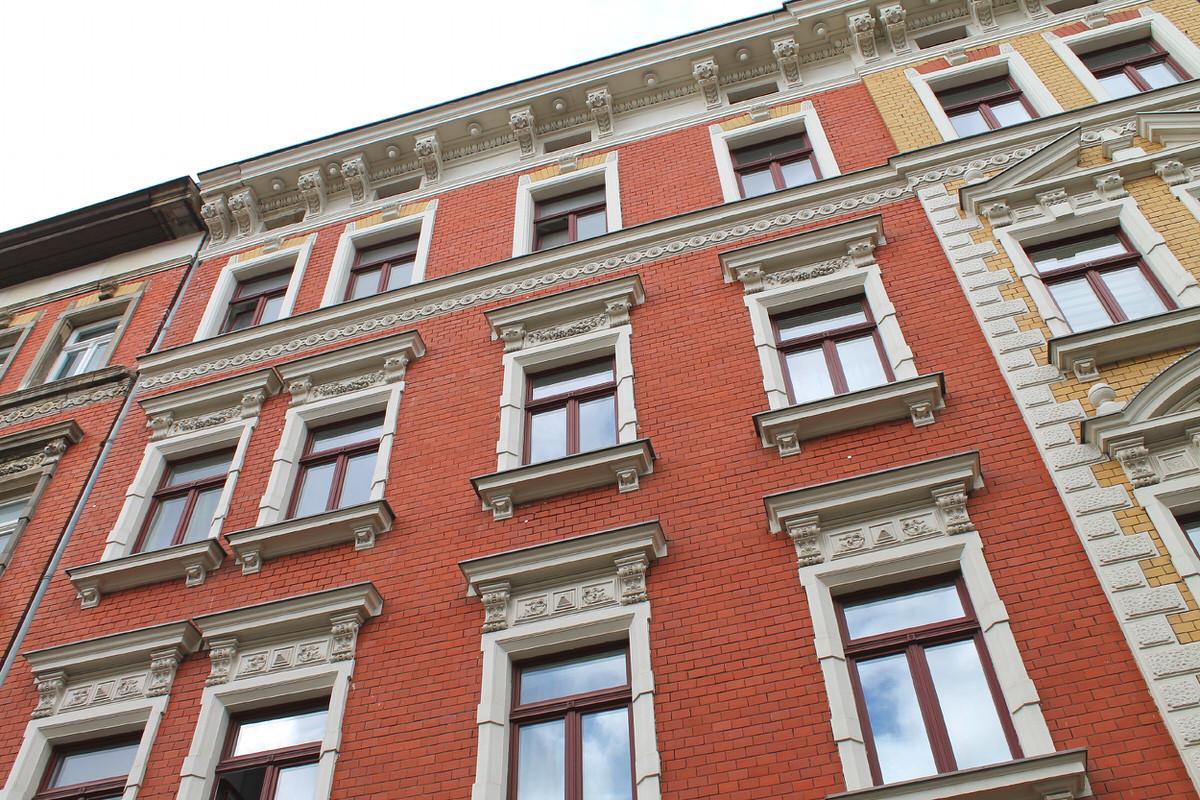 Leipzig Altbau Wohnung