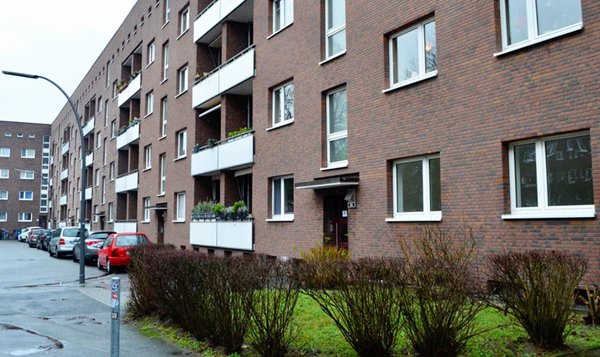 Freie 3 Zimmer Eigentumswohnung in Winterhude  Videorundgang