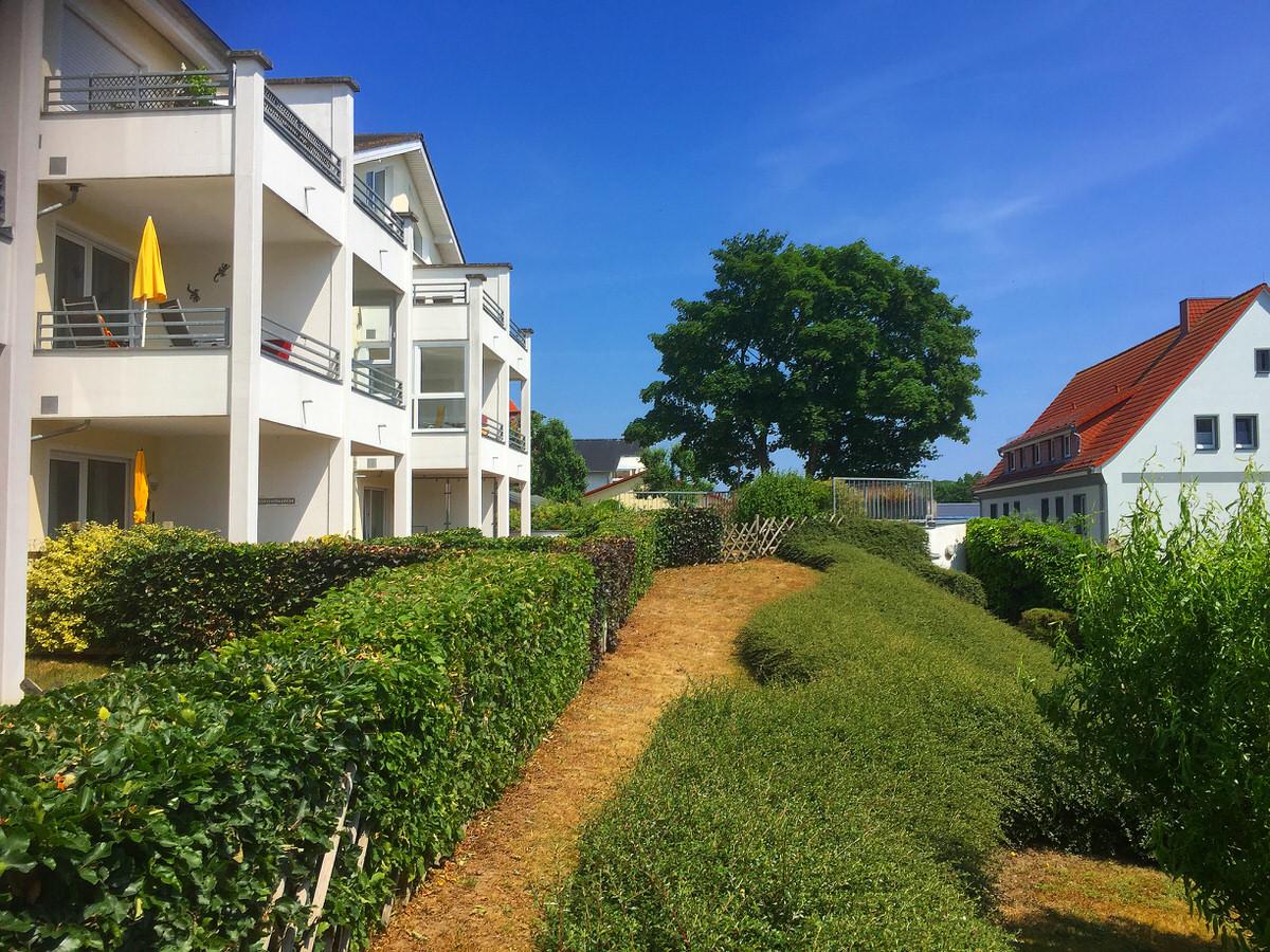 Rügen Sassnitz Haus Viktoria EG Wohnung